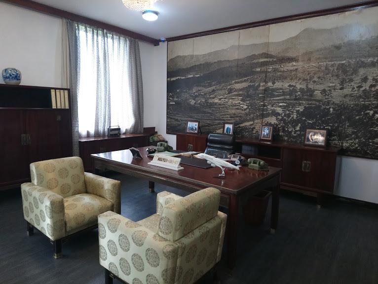 旧大統領執務室